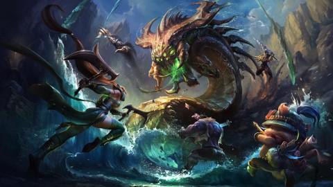 League of Legends et ses 100 millions de joueurs