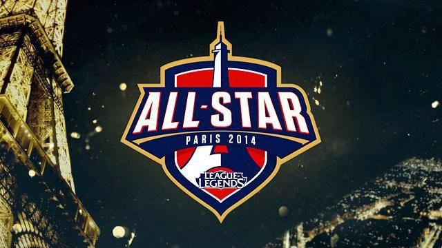 Les All-Star League of Legends à Paris !