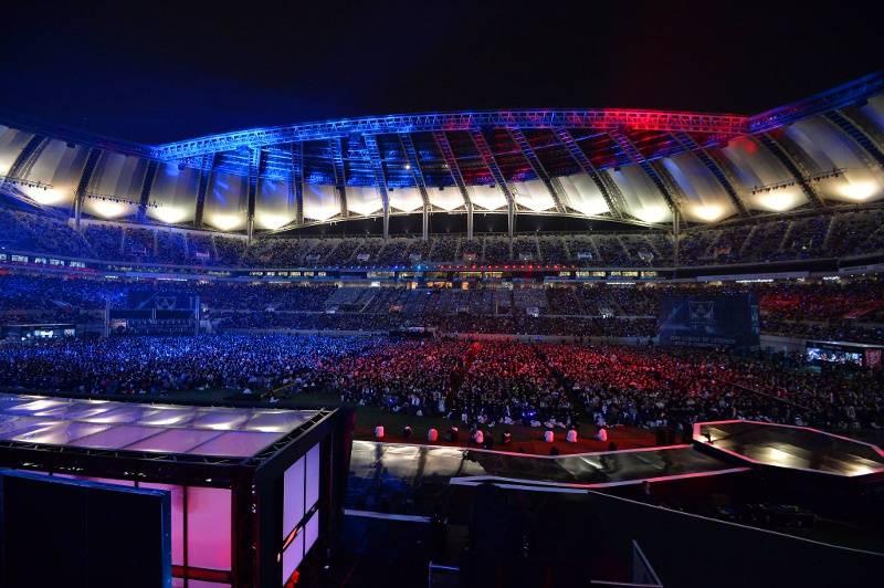 Audience du championnat du monde 2014