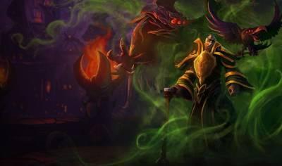 Pas de nouvelles de Swain maître-dragon