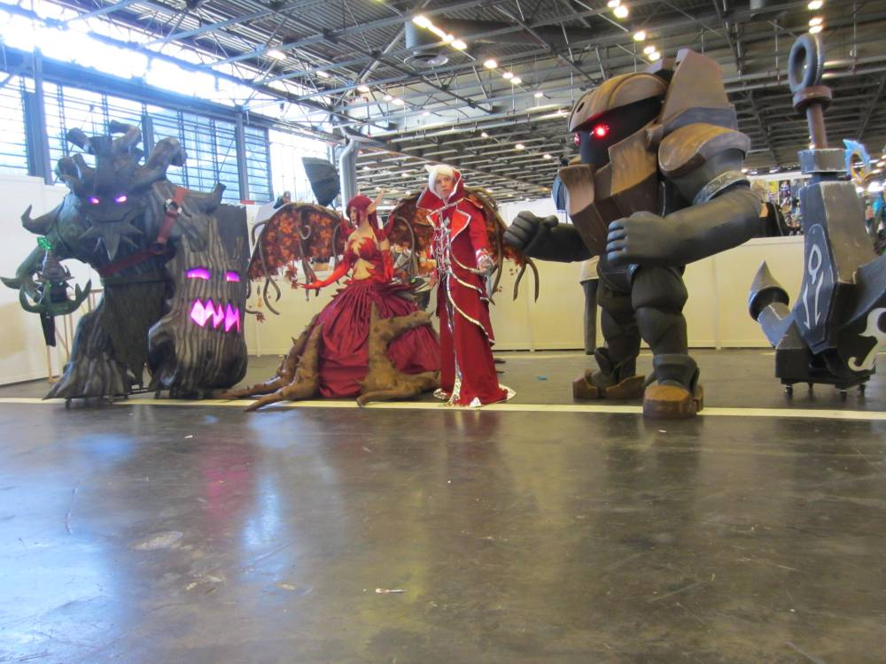 Japan Expo 2013 : Vive le cosplay !